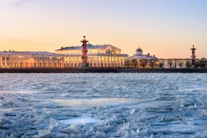 Naviguer sur la Volga et apprendre le russe à la maison des langues jakinola à bayonne