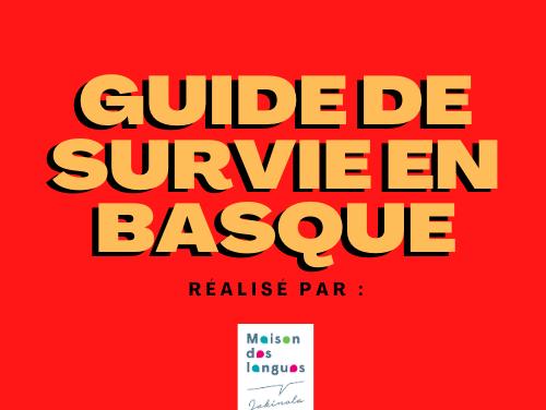 Guide de survie en basque