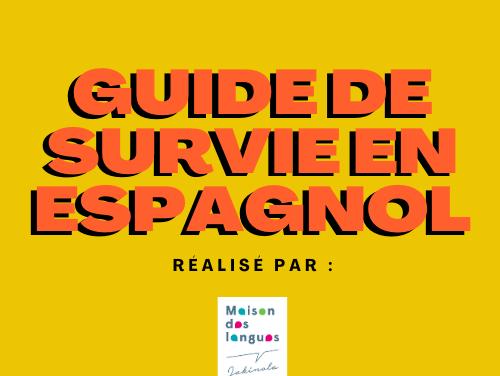 Guide de survie en espagnol