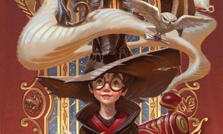 Le tour du monde des alphabets avec Harry Potter